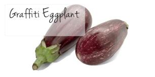 Eggplant Graffiti