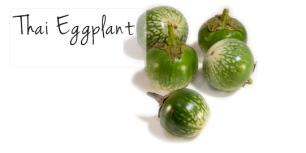Eggplant Thai
